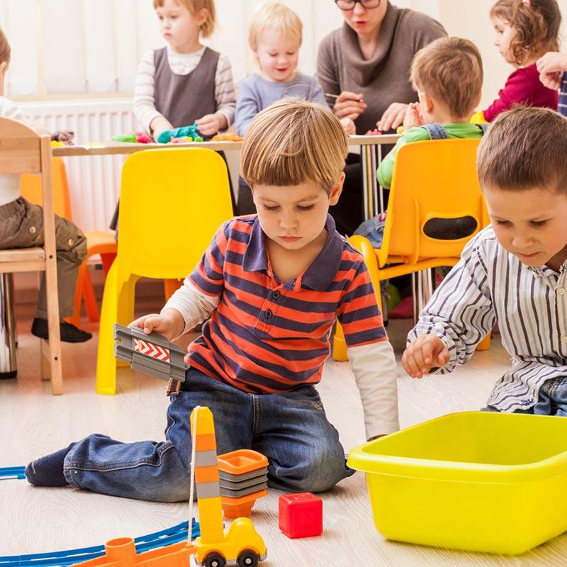 Scuola dell'infanzia a Monterotondo