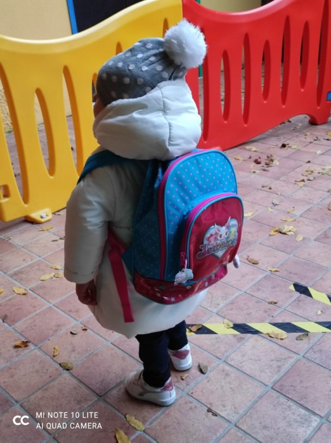 Fuori da scuola